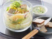 Gourmet Vegan Salad recipe