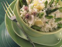 Gourmet Vegetable Rice Bowl recipe