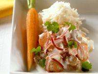 Gourmet Vegetarian Curry recipe