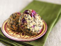 Grain and Berry Patties recipe