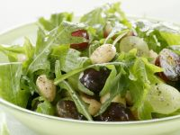Grape and Arugula Salad recipe