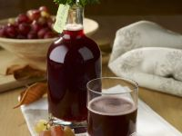 Grape and Berry Drink recipe