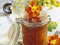 Grape and Nasturtium Jelly recipe