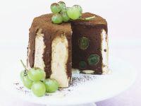 Grape Chocolate Charlotte recipe