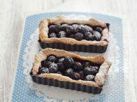 Grape Tarlets recipe