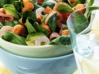 Grapefruit Avocado Salad with Shrimp recipe