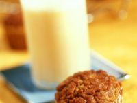 Grated Carrot and Banana Muffins recipe