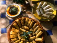 Mince-stuffed African Appetisers recipe