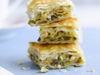 Greek Nut Pastries recipe