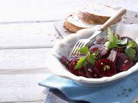Greek-style Beet Salad recipe