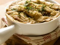 Eggplant and Meat Bake recipe