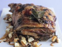 Greek-style Lamb recipe