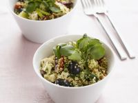 Greek-style Quinoa Salad recipe