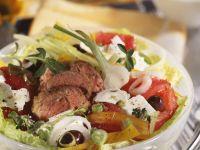 Greek-style Salad Bowl recipe