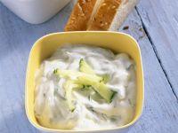 Greek Yoghurt Dip recipe