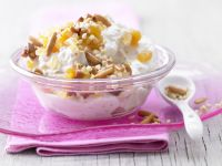 Quark with Dried Fruit recipe