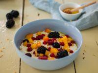 Greek Yogurt with Fruit recipe
