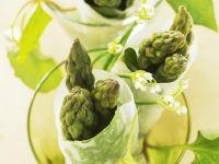 Green Asparagus Rice Paper Rolls recipe