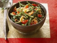 Green Bean and Tomato Pot recipe