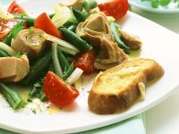 Green Bean and Tuna Salad recipe