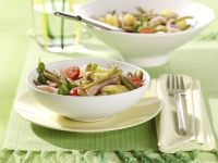 Green Bean Potato Salad recipe