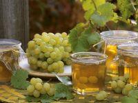 Green Grape Jelly recipe