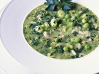 Green Minestrone recipe
