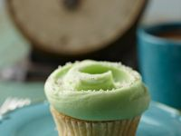 Green Peppermint Cakes recipe