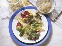 Green Salad with Gorgonzola Dressing recipe