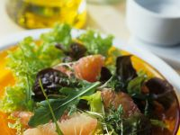 Green Salad with Grapefruit recipe