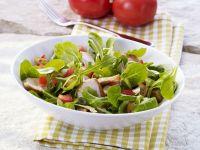 Green Salad with Turkey Breast recipe