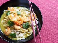 Green Shrimp Curry recipe