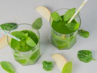 Green Smoothie with Mint recipe