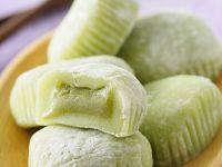 Green Tea Mochi recipe
