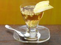 Green Tea with Pineapple recipe