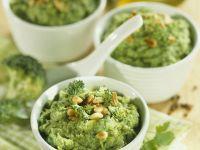 Green Veg and Nut Spread recipe