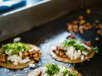 Griddled Mexican Tacos recipe