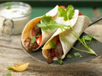 Grilled Beef Fajitas recipe