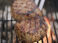 Grilled Fillet Steaks on the Barbecue recipe