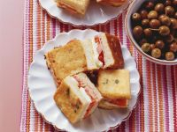 Grilled Cheese & Tomato Sandwich recipe