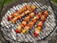 Grilled Chicken Skewers recipe