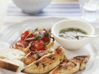 Grilled Chicken with Herbs recipe