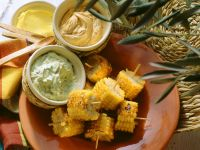 Grilled Corn with Herb Butter Chili Butter Ad Curry Butter recipe