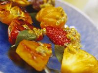 Grilled Fruity Skewers recipe
