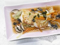 Grilled Halibut recipe