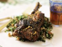 North African Lamb recipe