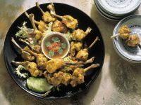 Grilled Marinated Chicken Wings recipe