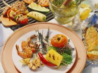Grilled Meats recipe