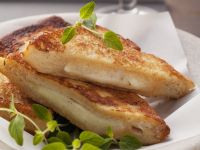 Toasted Mozzarella in Carrozza recipe