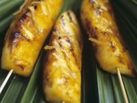 Sweet Pineapple Skewers recipe